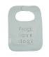 onesie van Frogs and Dogs mint