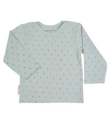 shirtje van Frogs and Dogs mint
