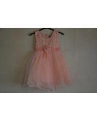 jurk met tule